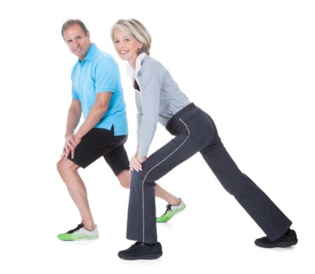 People who are free from osteoarthritis knee pain