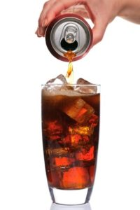 image of a cola