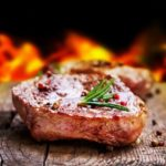 image of a grilled steak